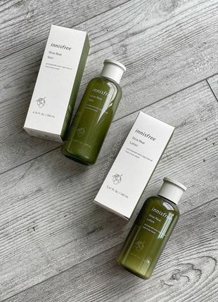 Innisfree Olive Real Lotion 160мл
