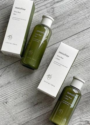 Innisfree Olive Real Skin 200мл