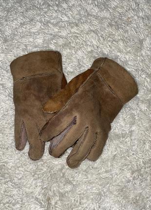 Детские зимние перчатки варежки унисекс
