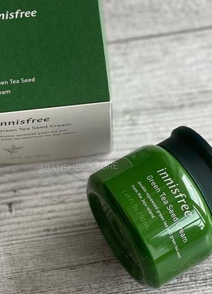 Innisfree Green Tea Seed Cream 50мл