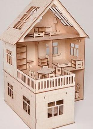 Кукольный дом для дочки или племянницы