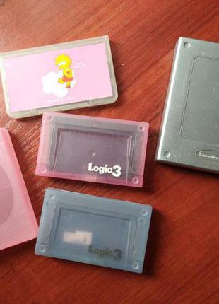 Кейсы Game Boy Advance и Nintendo DS