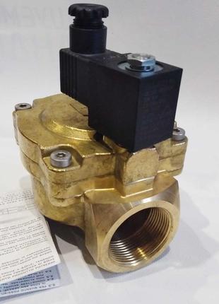 """Клапан электромагнитный 18010-07-45-B н/з 1""""1/2"""