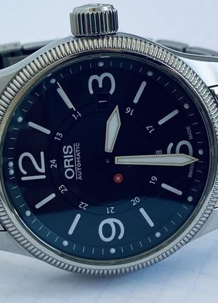 Мужские часы Oris Hunter Team PS Edition 44mm 100m