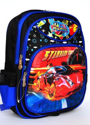 Школьный рюкзак с ортопедической спинкой и с 3д рисунком