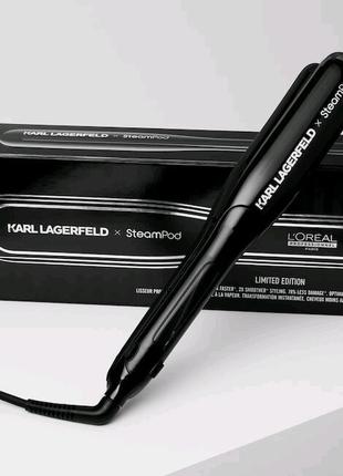 Loreal steampod 3.0 и карл лагерфельд