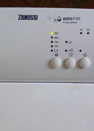 Стиральная машина zanussi zwp 580 на разборку