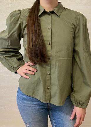 Нова/Сорочка/Рубашка/H&M/Женская/Жіноча/Крутая/Стиль/Мода