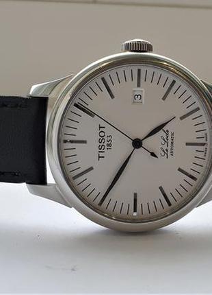 Мужские часы tissot le locle automatic t41.1.423.71