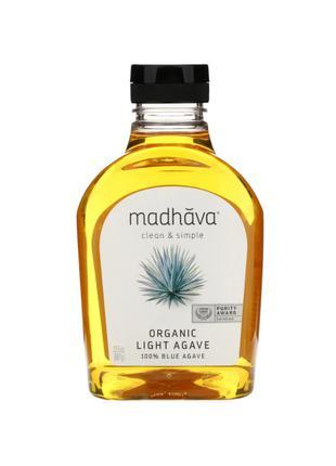 Нектар голубой агавы, Madhava Natural Sweeteners, 667 г