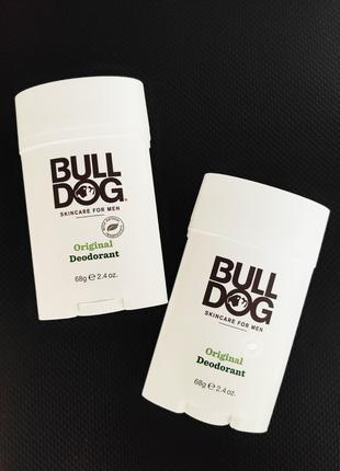 Органический дезодорант для мужчин, Оригинальный, Bulldog, 68 г