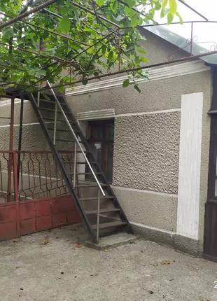 Дом в Великодолинском с ремонтом