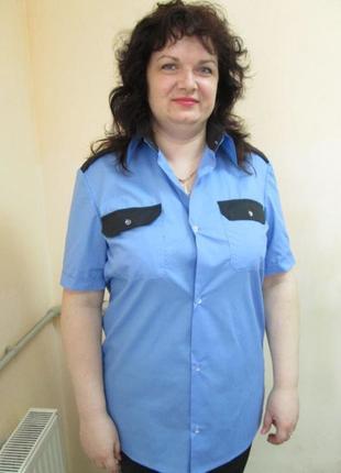 Рубашка форменная мужская, женская