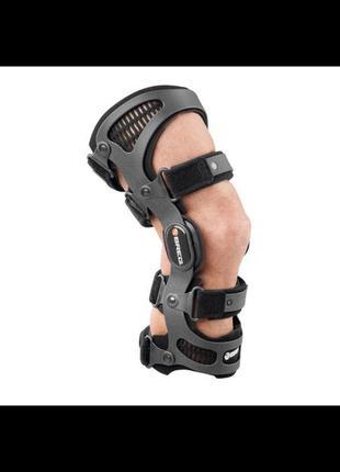 Брейс breg fusion oa тутор бандаж коленный ортез на колено нак...