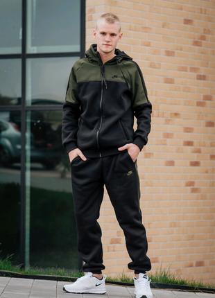 Спортивный костюм мужской тёплый