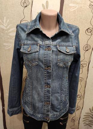 Cecil стрейчевая джинсовая куртка, пиджак, джинсовка