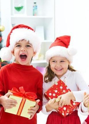 Поздравление с новым годом для детей от 0 до 10 лет