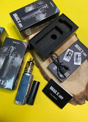Стартовый Набор Voopoo Drag X Plus Pod Mod Kit 100w