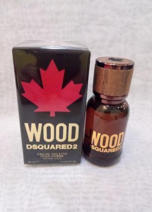 Dsquared2 wood for him туалетная вода 30мл