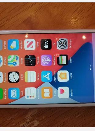 Iphone 6s 128gb rose (батарея 100%)