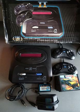 Купить Sega mega drive 2