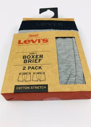Levi's boxer brief труси боксери чоловічі розмір s