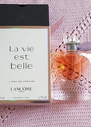Lancome la vie est belle l'eau de parfume 50ml парфюмированная...