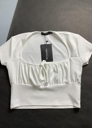 Топ майка футболка
