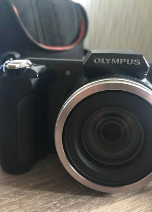 Фотоаппарат Olympus SP-610 UltraZoom Black