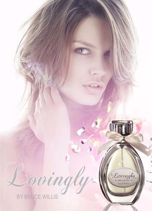 Жіночі парфуми Lovingly