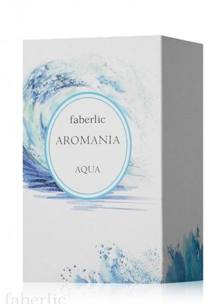 Туалетная вода для женщин aromania aqua faberlic3027 фаберлик