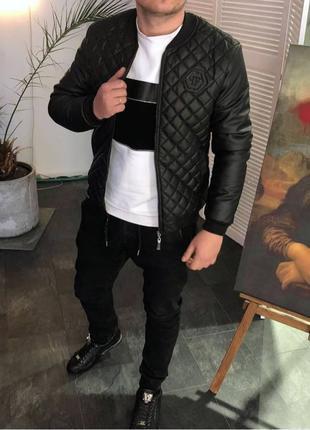 куртка Бомбер Philipp Plein :