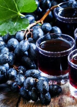 Виноградный сок без воды и сахара, 100% сок