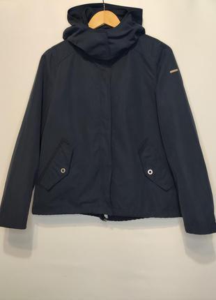 Esprit ветровка, демисезонная куртка с капюшоном