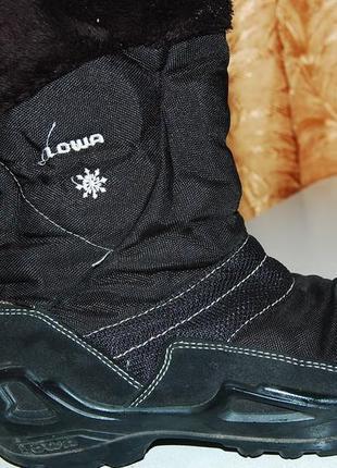 Lowa зимние ботинки 36 размер