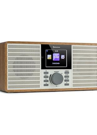Интернет радио Auna IR-260  Германия (ВТ, FM, CD, USВ)