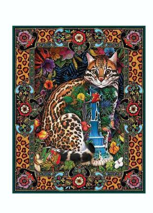 Алмазная вышивка,мозаика 5d, наборы,животные,кот,страна чудес,