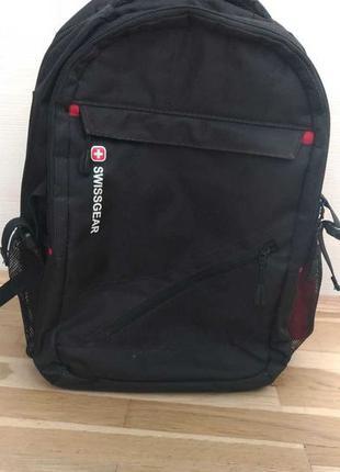 Рюкзак SwissGear + бутылка в подарок