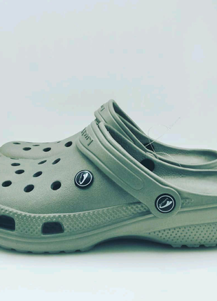 Сабо Crocs-SD 13 Серый 40-45р.