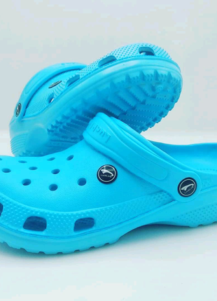 Сабо Crocs-SD 72 Небесный.36-41р.