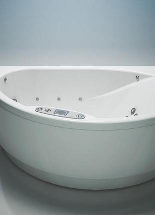 Гидромассажная ванна WGT Nostalgia 171x111 digital правая