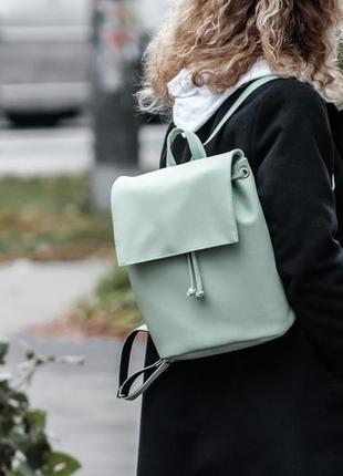 Модный рюкзак из экокожы!