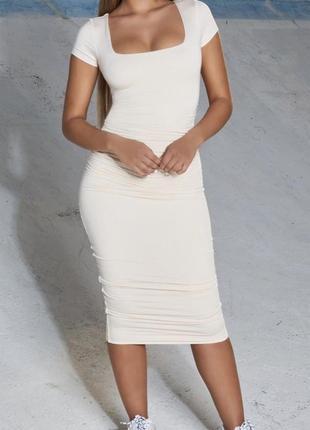 Oversize платье от oh polly