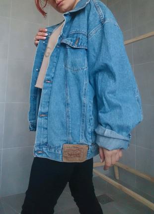 Джинсівка. Куртка джинсова.
