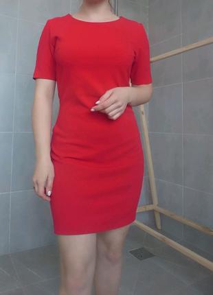 Плаття s червоне