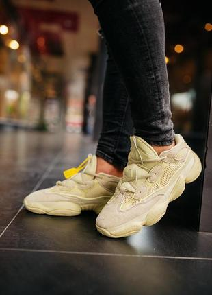 Мужские\женские кроссовки адидас, adidas yeezy boost 500 super...