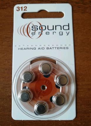 Продам батарейки 13, 312, 675 для слух.аппаратов произ-ва Англия