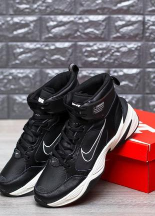 Nike m2k tekno mid.❄️зимние❄️мужские кроссовки найк.