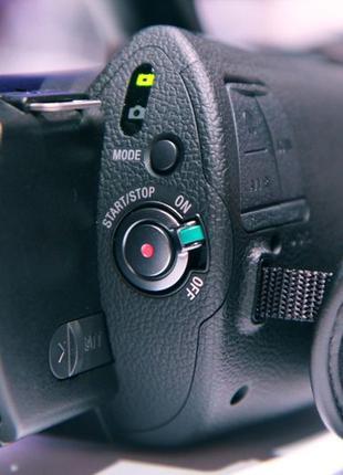 Sony NEX-VG20E боди в идеальном состоянии +аккумулятор +зарядное