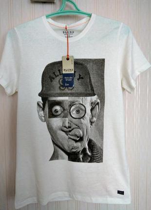 Мужская футболка blend размер л